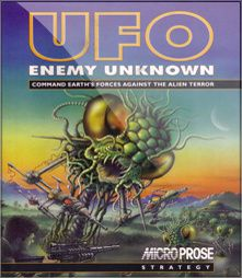 [RETROGAMING] UFO : Enemy Unknown / PC