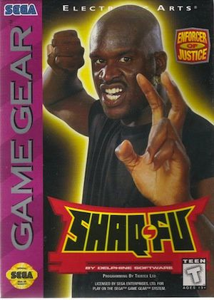[RETROGAMING] Shaq Fu / Game Gear