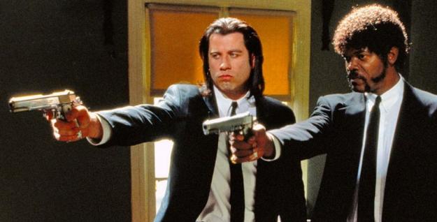 Pulp Fiction 8 bit !