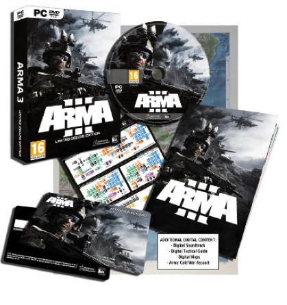 [BONNES AFFAIRES] ARMA III Deluxe Edition