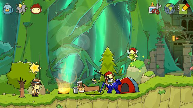 [SPEEDTESTING] Scribblenauts Unlimited