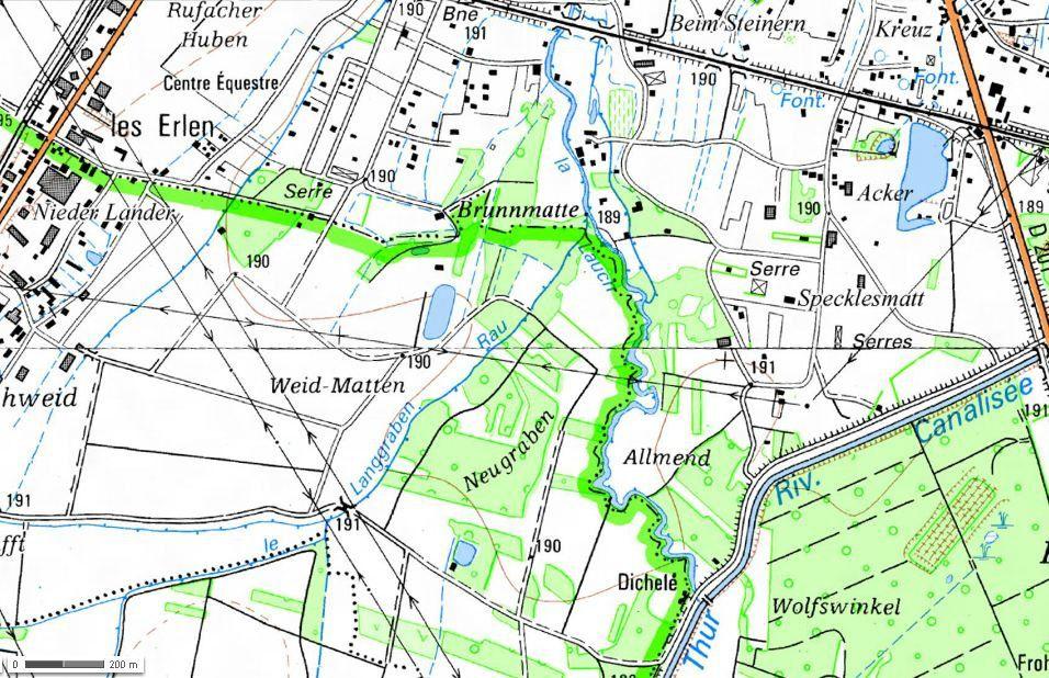 Mercredi 22 janvier - Sortie séniors vers les prés d'Herrlisheim