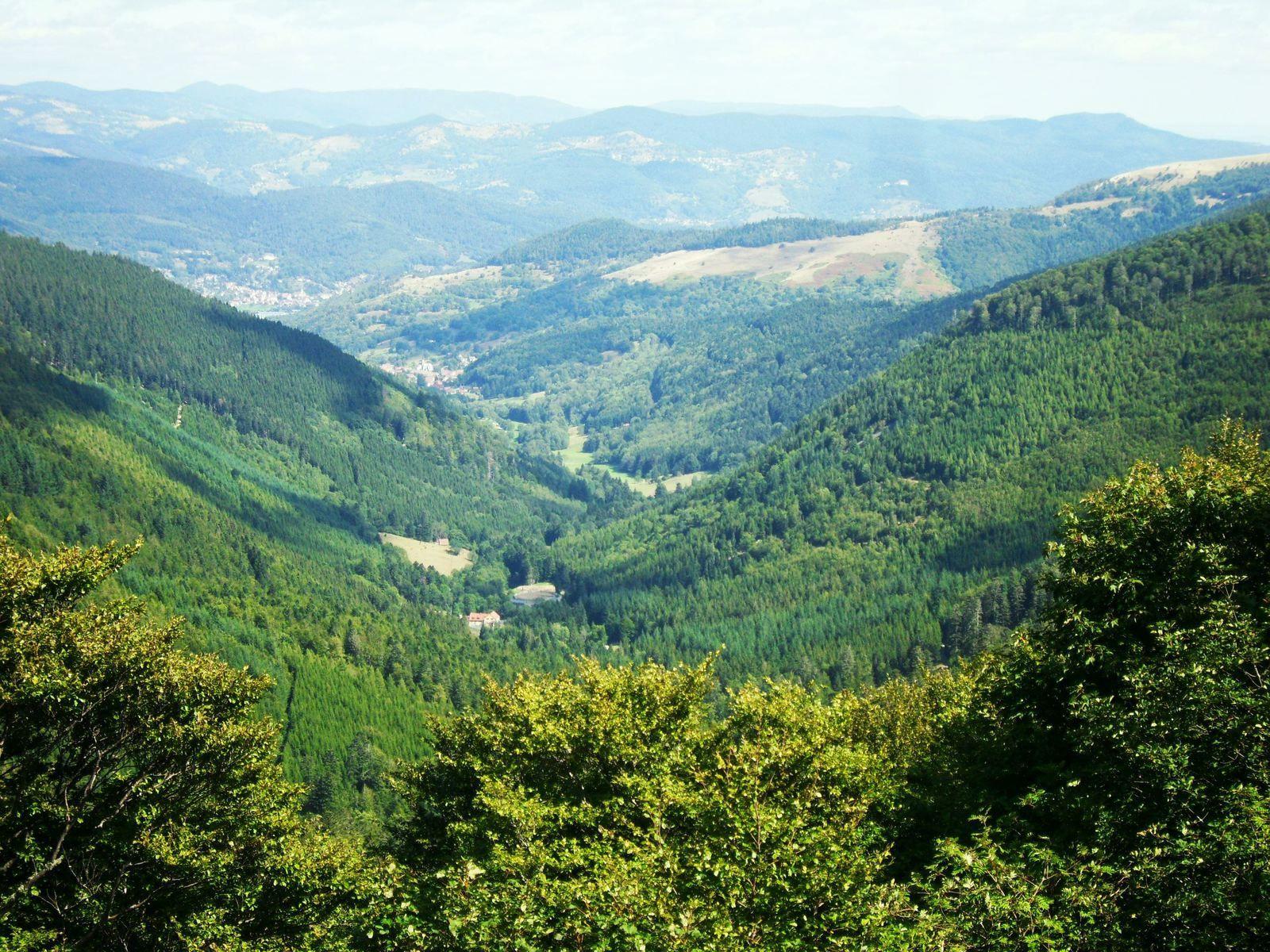 Mercredi 2 septembre - Randonnée autour du vallon de Sondernach