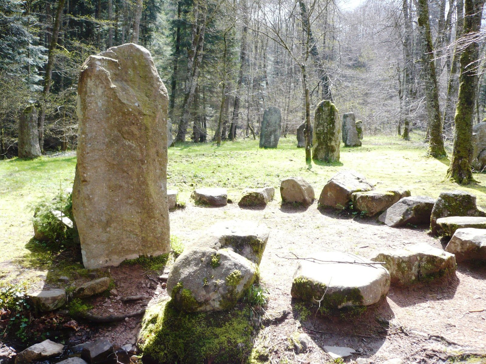 Mercredi 27 avril - Randonnée autour de Boersch