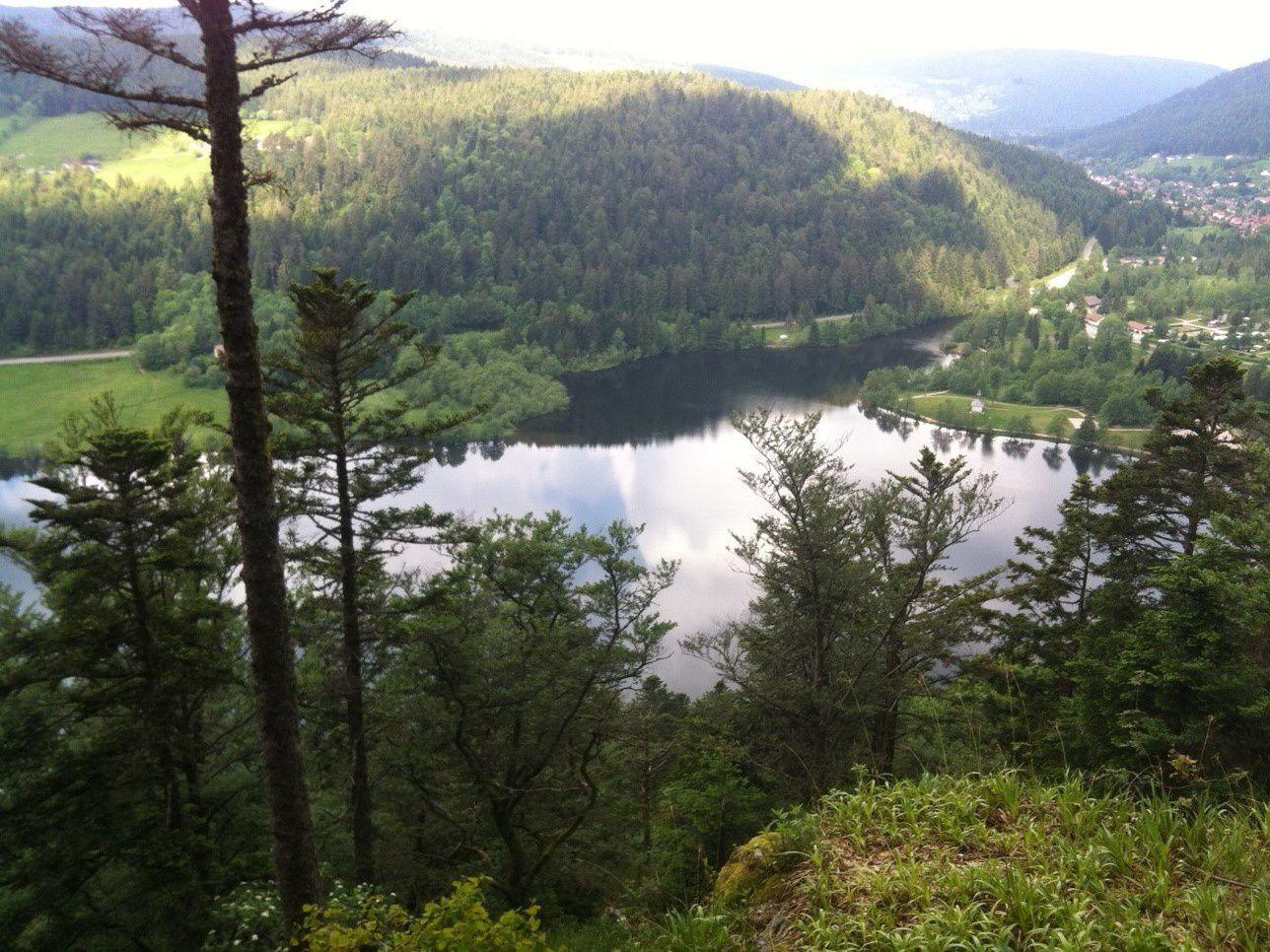 Le lac de Longemer