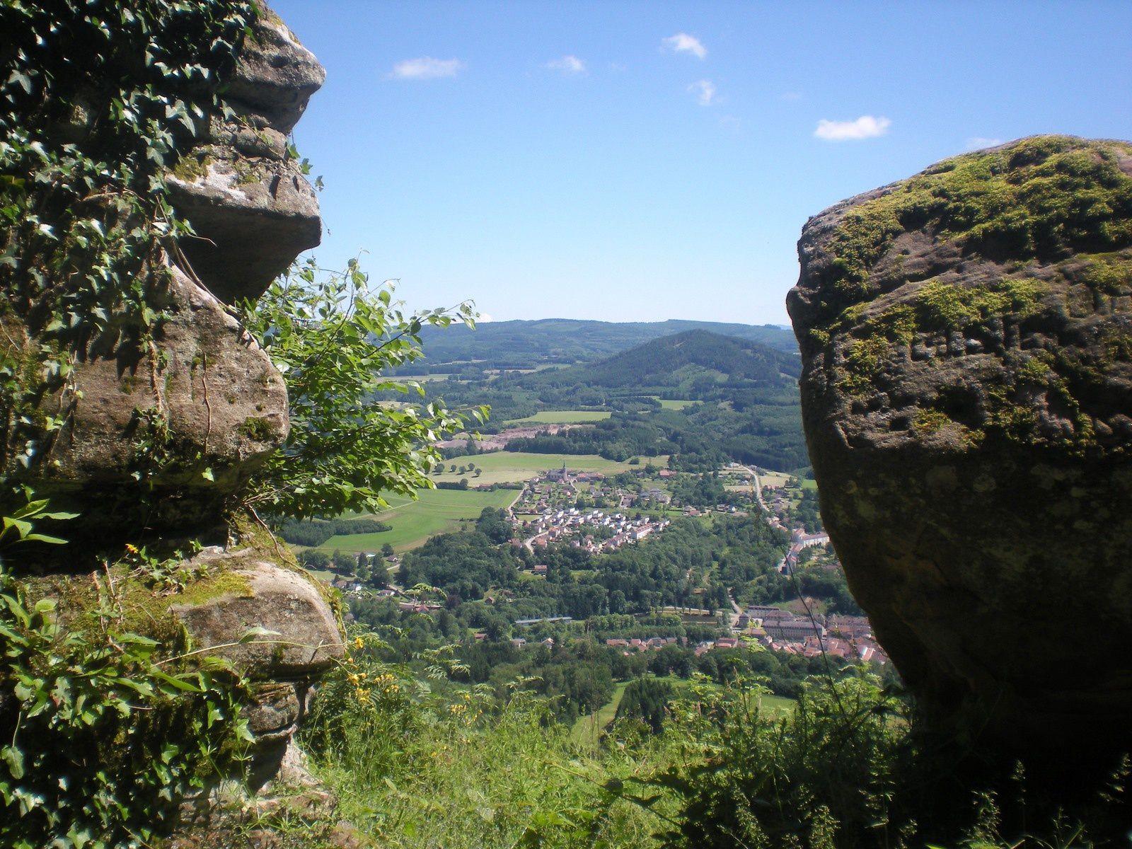 Mercredi 29 juin - Randonnée vers Senones et Celles-sur-Plaine