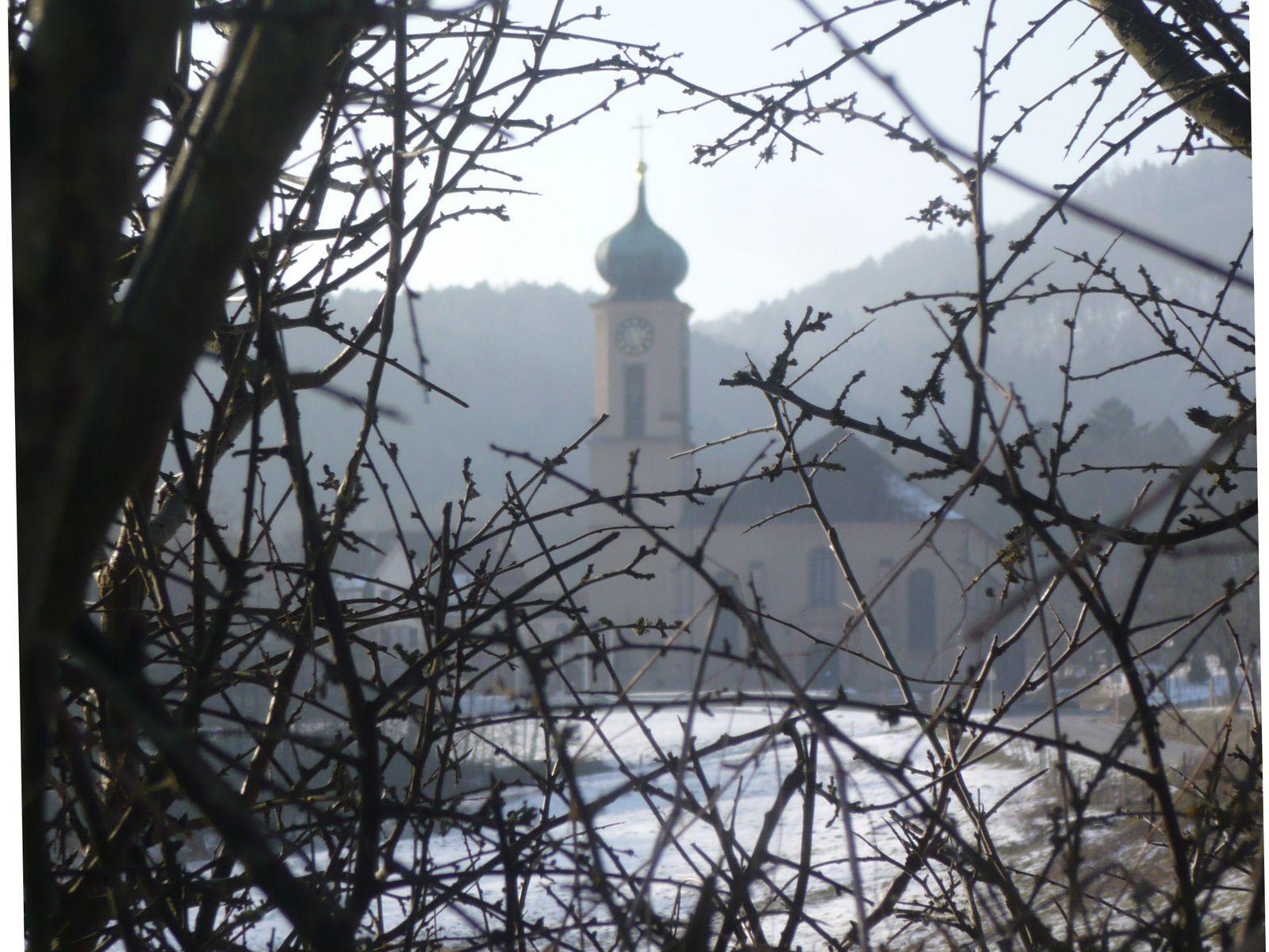 Mercredi 1er février - Randonnée de Soultz à Wattwiller, à travers vignes et forêts