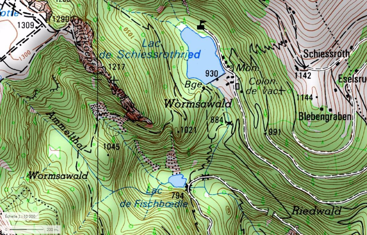 Mercredi 13 septembre - Randonnée, la Wormsa