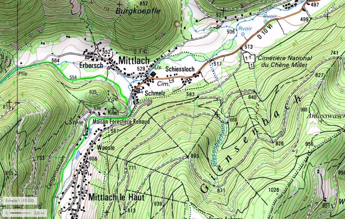 Mercredi 11 octobre - Du Chêne Millet au Haut-Mittlach et à la Wormsa, avec les séniors