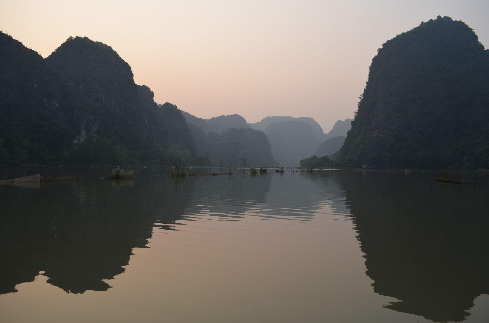 Tam Coc ou la baie d'halong terrestre