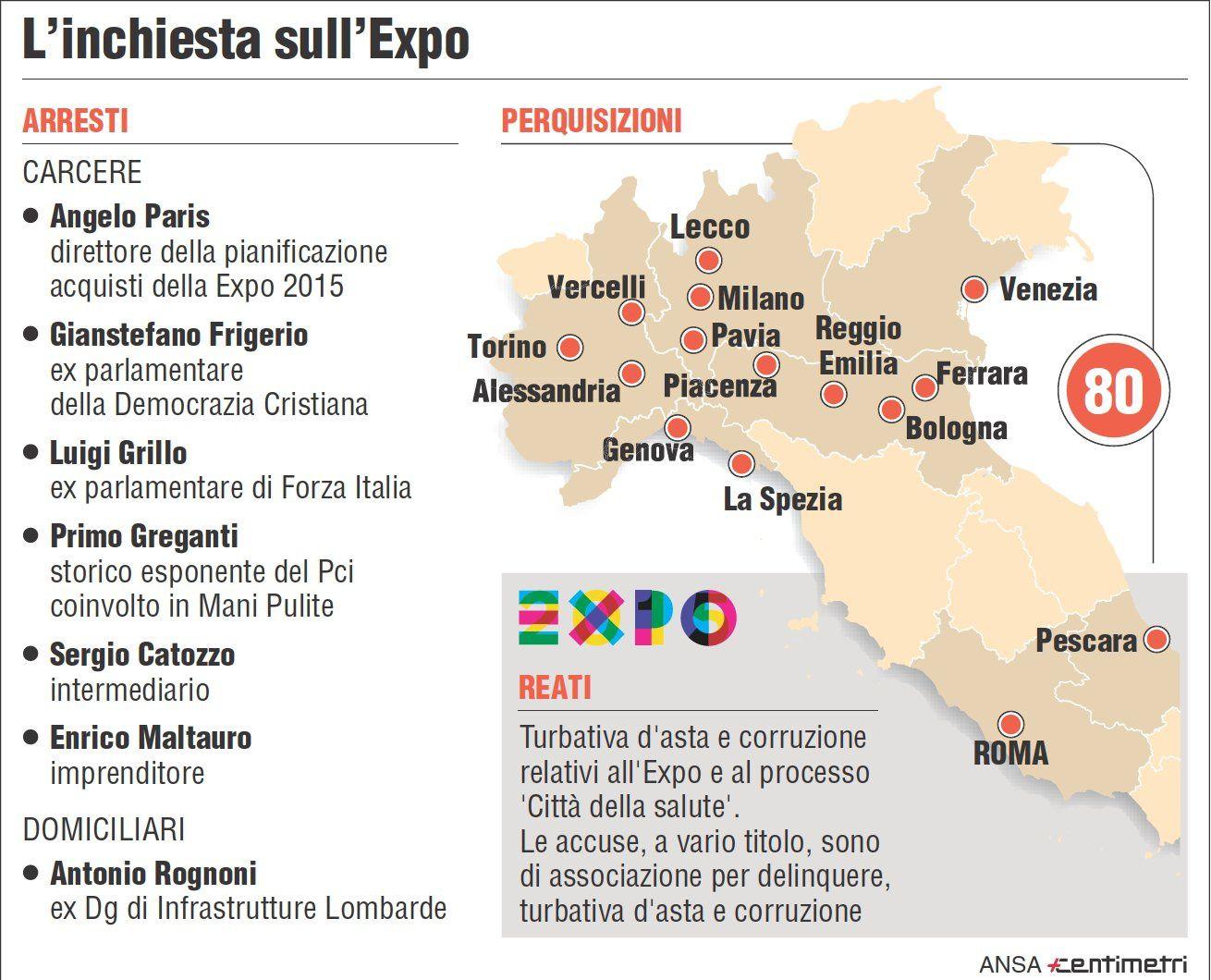 La Regione Basilicata entra nell'EXPO 2015