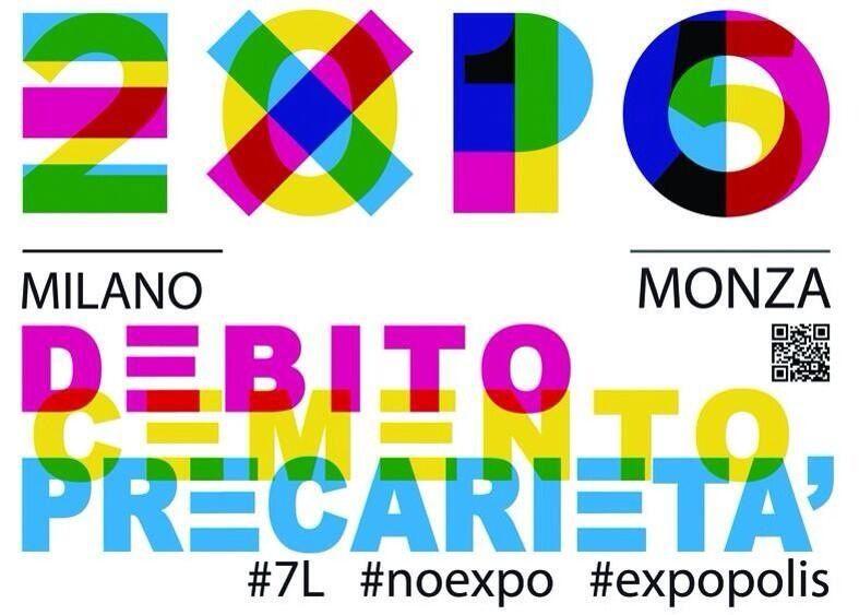 Le ragioni del NO all'Expo 2015