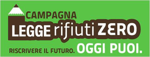 Assemblea nazionale del Movimento Legge Rifiuti Zero in data 6 giugno p.v.