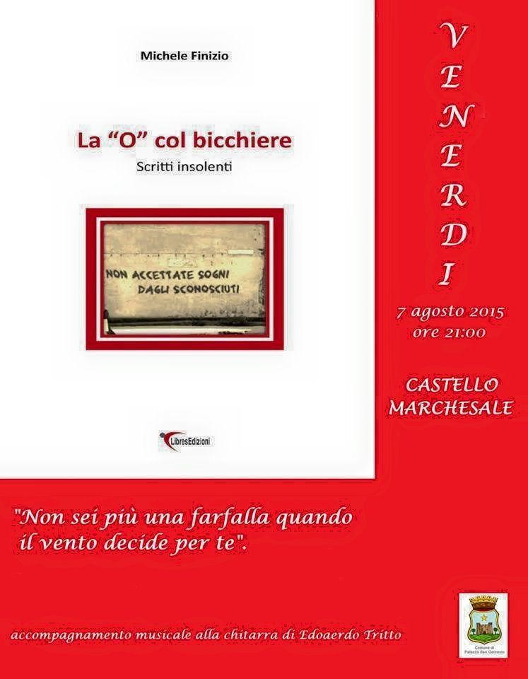 Presentazione del libro di Michele Finizio