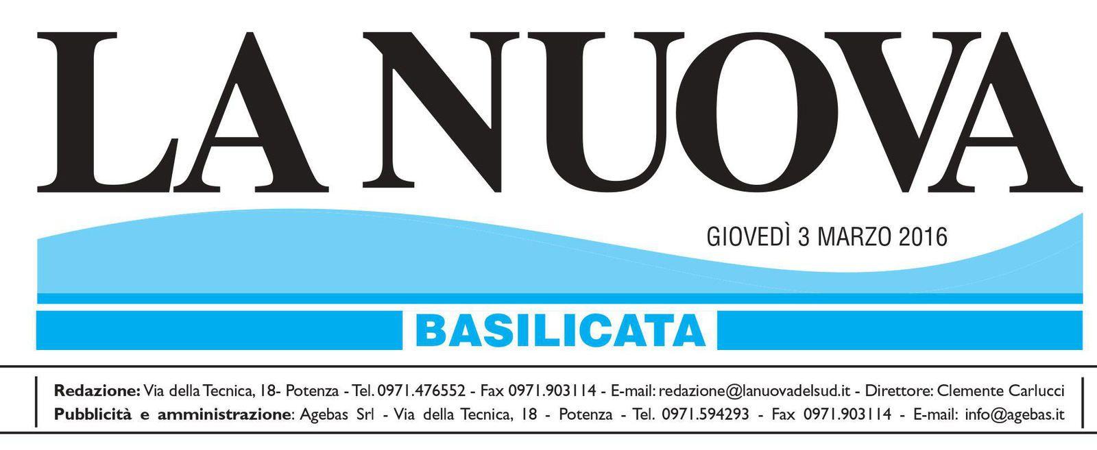 Nei vari incontri propagandistici, si parli anche della relazione della Direzione Annuale Antimafia riferibile alla Basilicata.