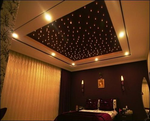 ciel toil plafond lumineux panneaux lumineux. Black Bedroom Furniture Sets. Home Design Ideas