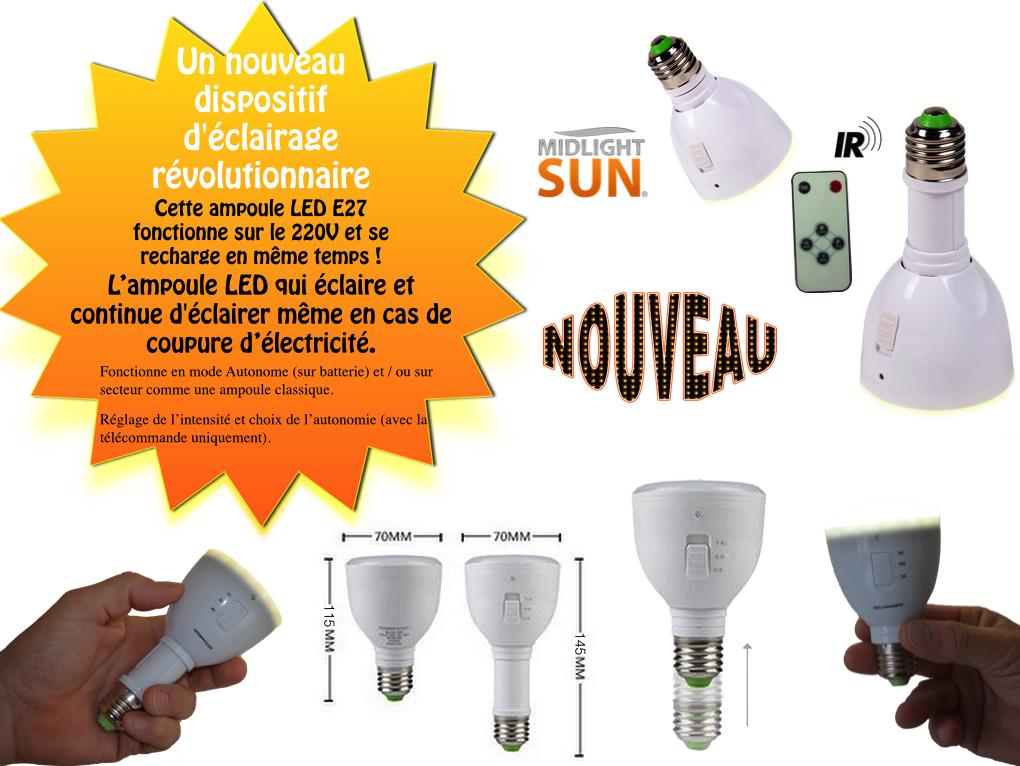 eclairage rechargeable sans fil lampes led sans fil rechargeables. Black Bedroom Furniture Sets. Home Design Ideas
