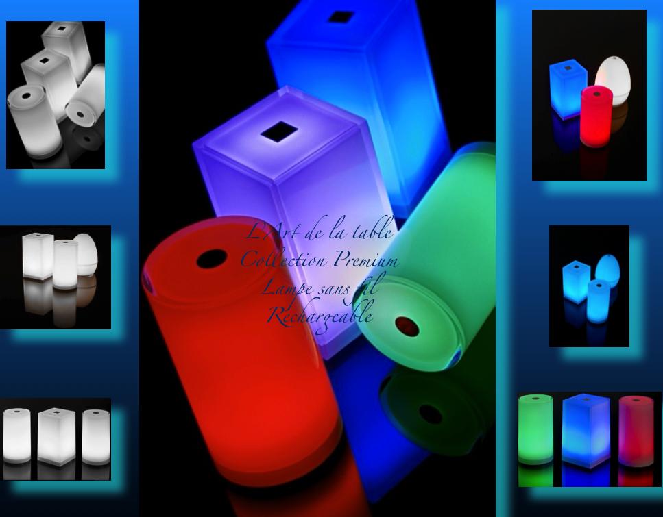 lampe de table sans fil rechargeable incassable lampes led sans fil rechargeables. Black Bedroom Furniture Sets. Home Design Ideas
