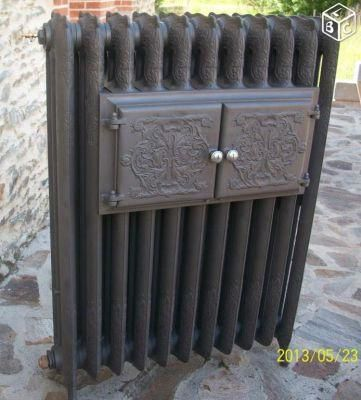 radiateur chauffe plat en fonte ancien nantes rennes paris nice lyon caen rouen bordeaux angers. Black Bedroom Furniture Sets. Home Design Ideas
