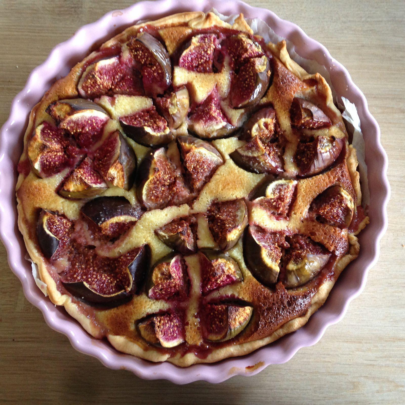 La tarte aux figues de Tonton Nico
