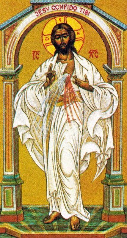 Messe Divine miséricorde.