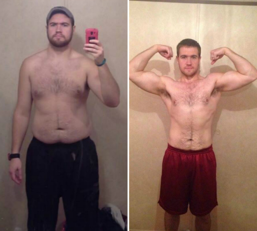 """Justin Walk's Fit Success Story: """"I feel better now than I did five years ago, and I actually feel younger…"""""""