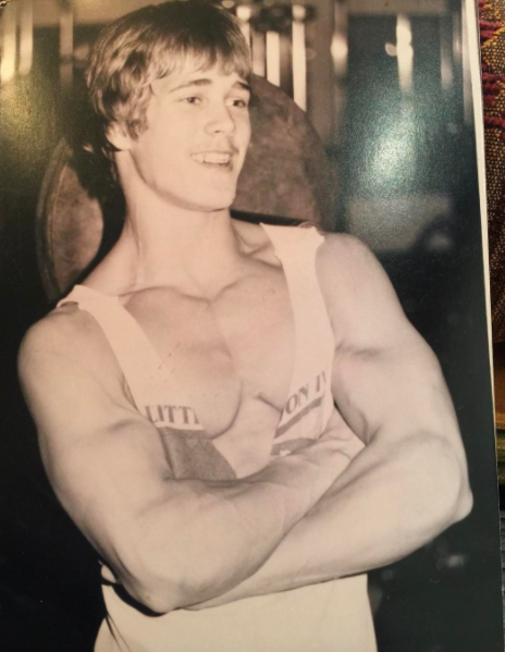 Mike O'Hearn 13 years Old
