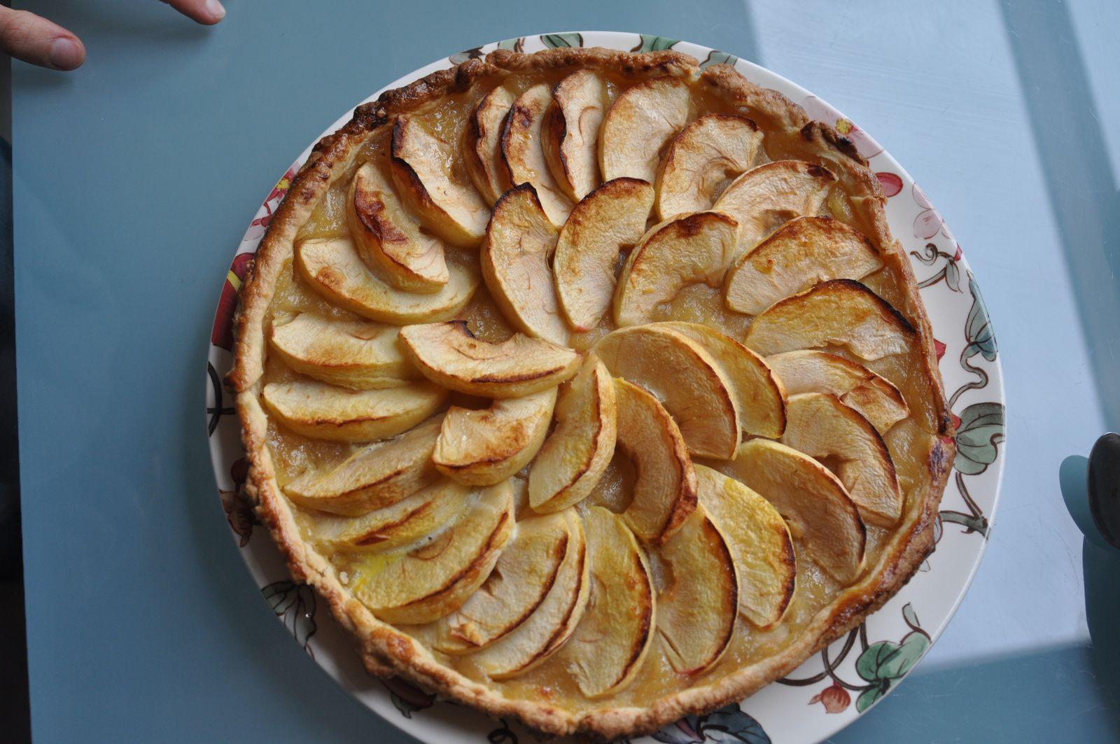 tarte aux pommes les d 233 lices de cloclo