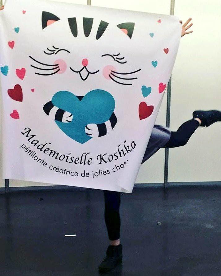 Nore créatrice participe au Geek Days au Grand Palais à Lille