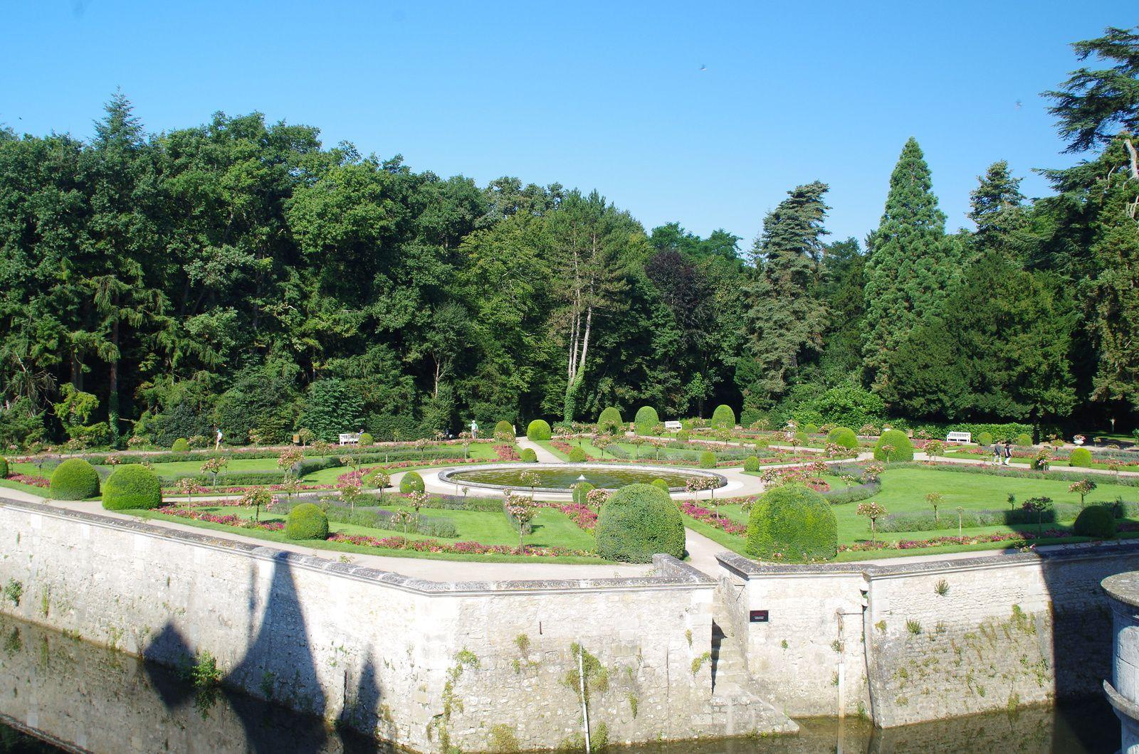 Le ch teau de chenonceau blog photos for Les jardin de catherine
