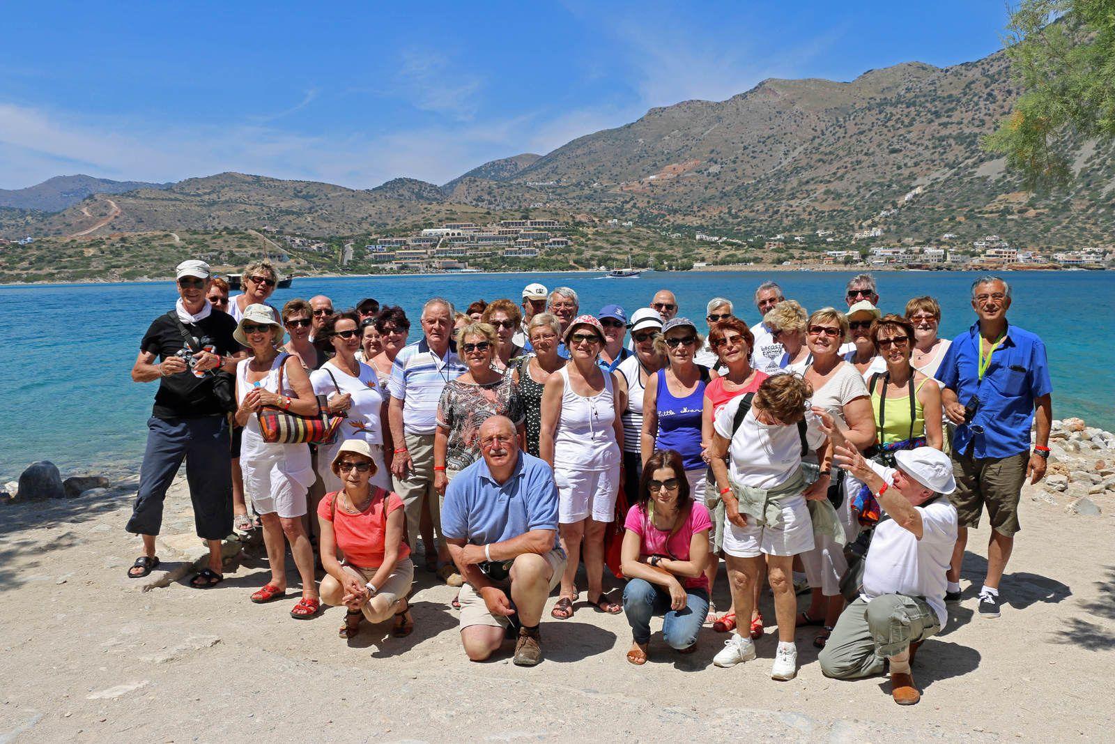 Voyage 2014 (N°2) : Séjour en CRETE du 19 au 26 Mai