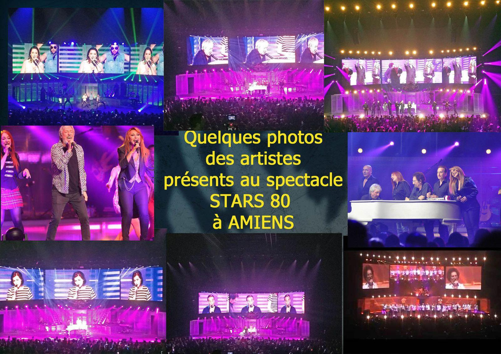 Samedi 31 Octobre 2015 : Sortie pour assister au spectacle &quot&#x3B;STARS 80_l'origine&quot&#x3B;