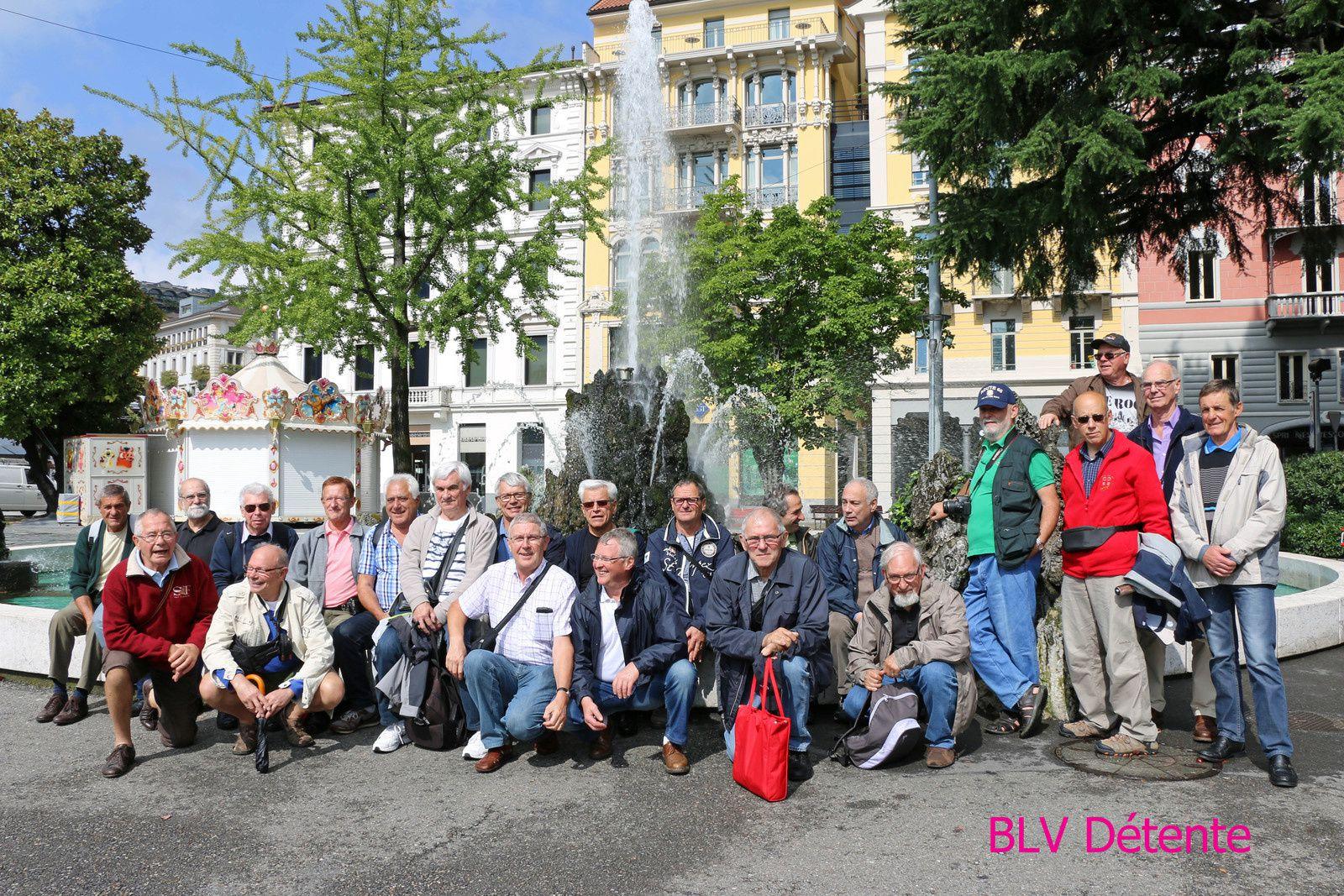 Voyage 2015 (N°4) : Séjour &quot&#x3B;en étoile&quot&#x3B; sur les lacs ITALIENS du 12 au 18 Septembre