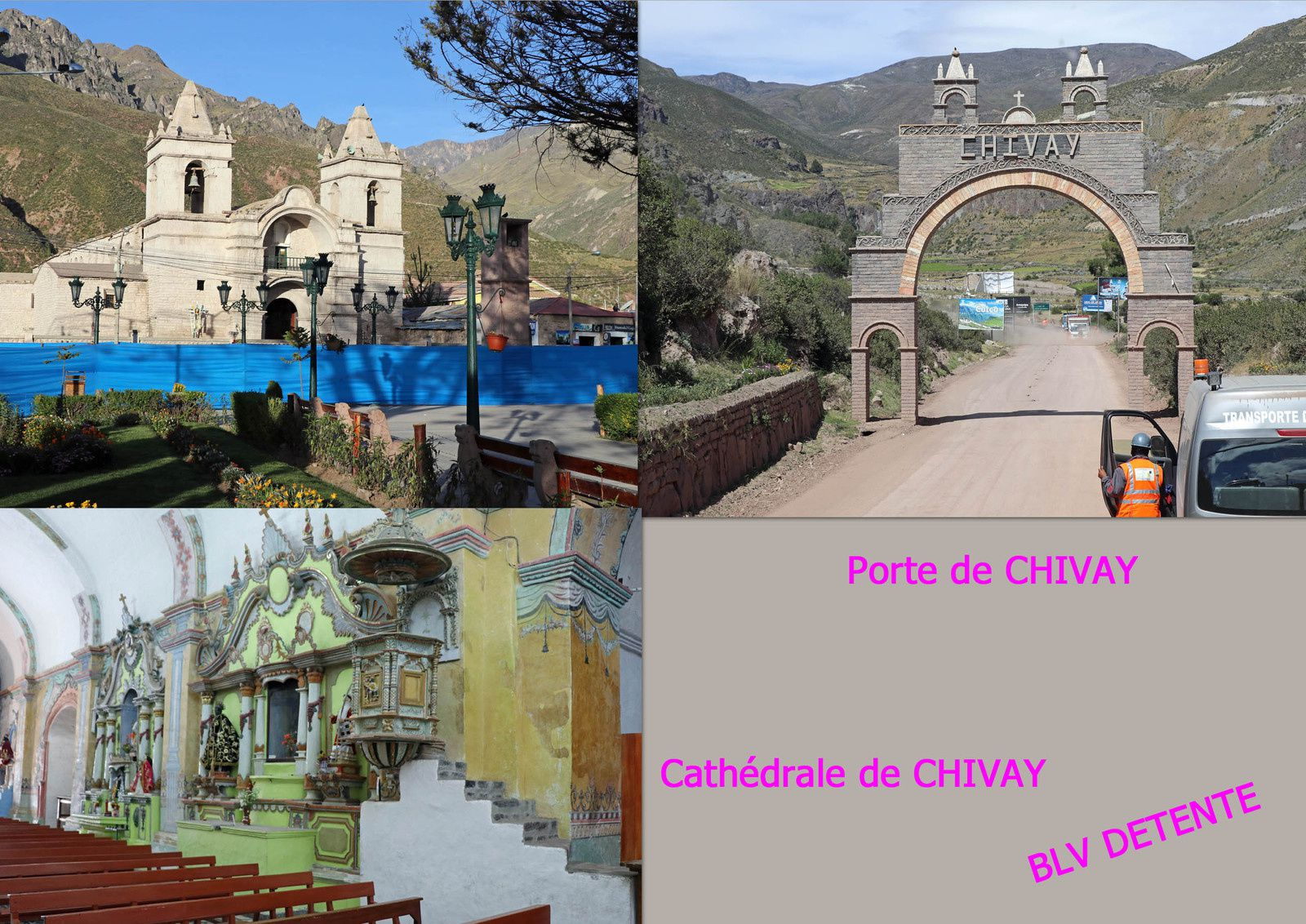 Jour 4 : route vers CHIVAY