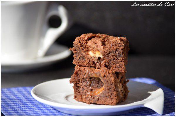 Brownies aux mars