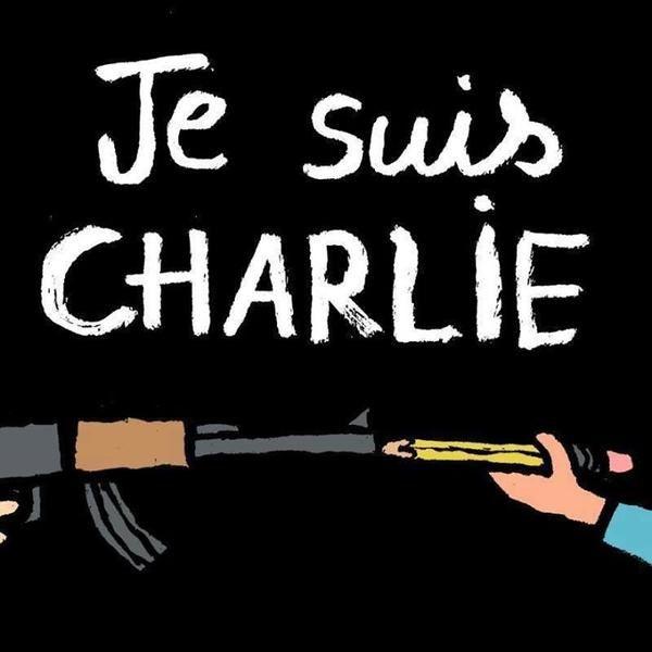 Je, Nous , la France, le Monde :  Nous sommes tous CHARLIE
