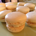 Macarons vanille fèves tonka