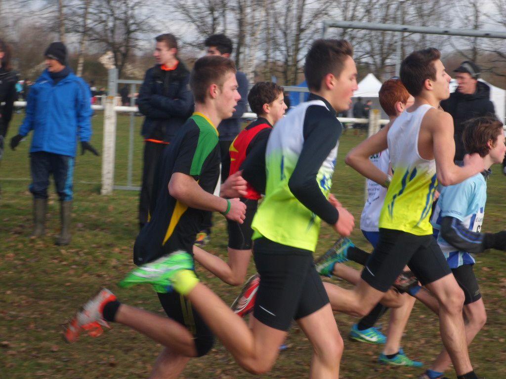 Photos championnats de Picardie minimes et élite hommes