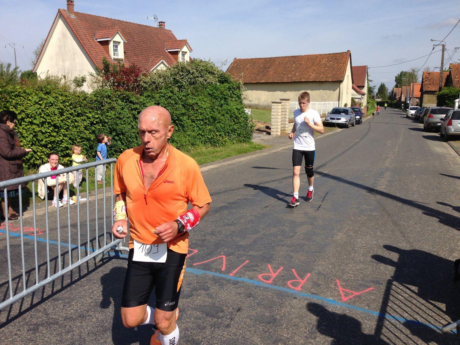 2éme Route des Archers 2014 série Jean-François 2