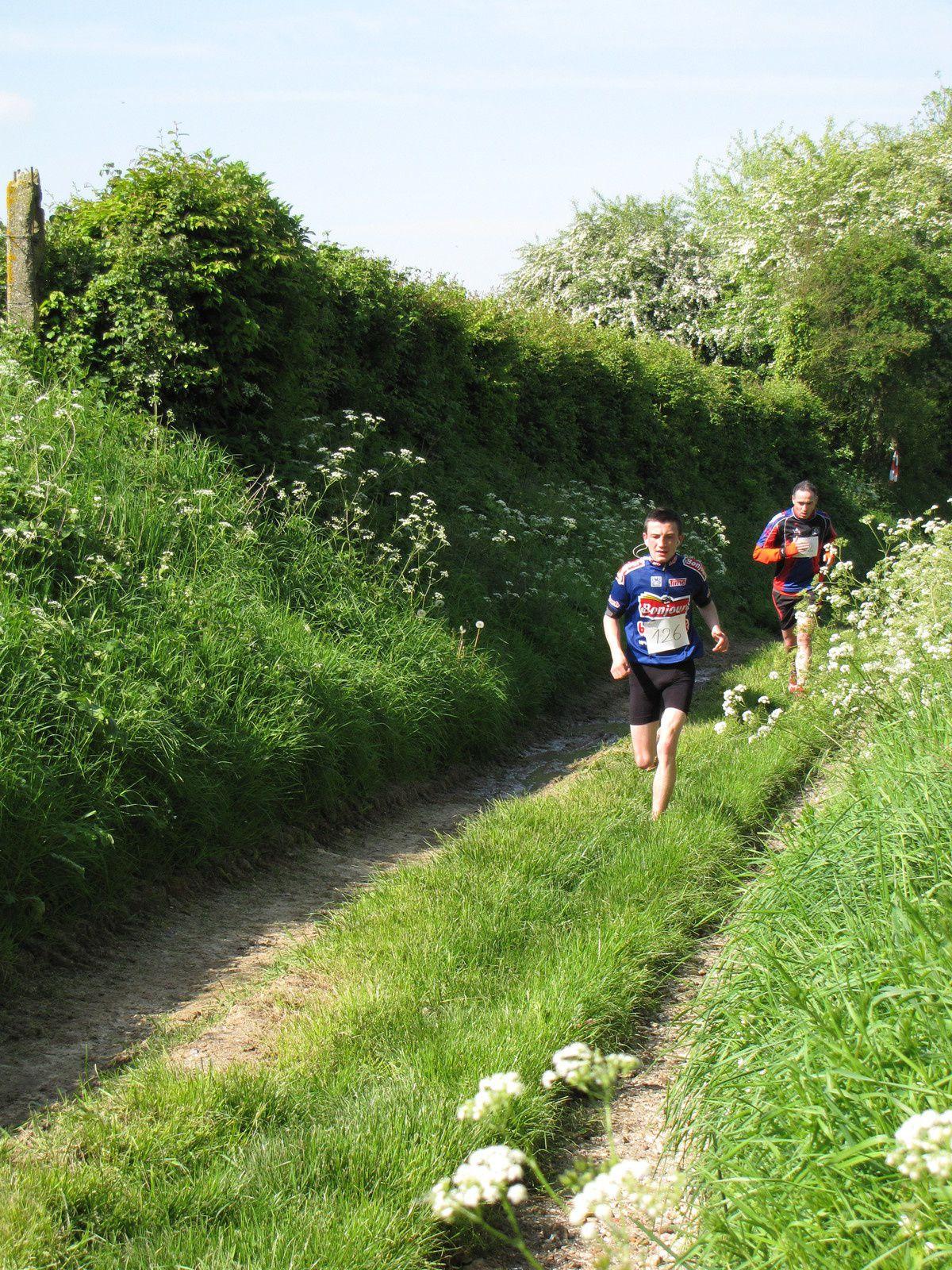 Photos route des Archers 2014 série Jérôme 10 km 2