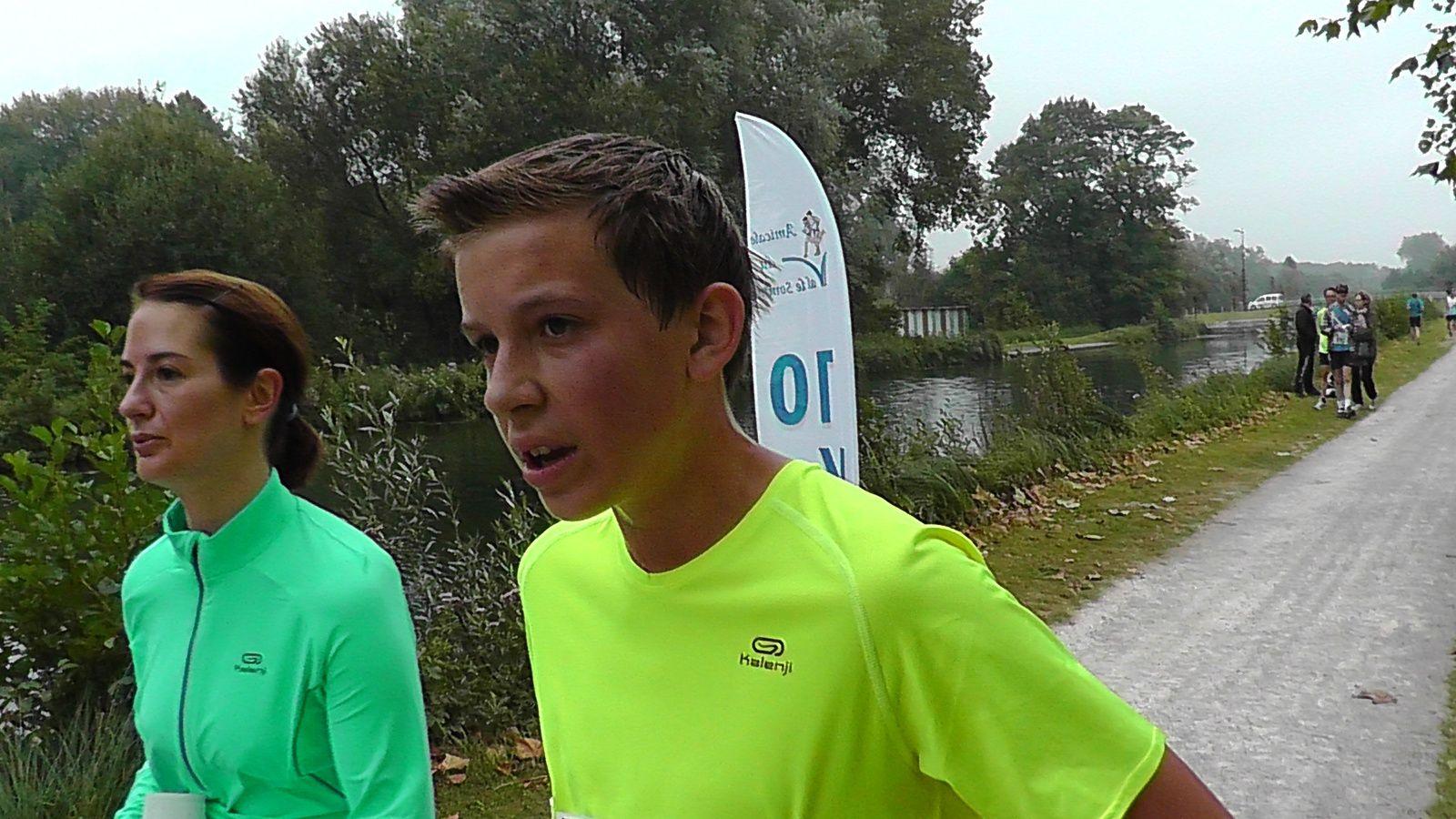 2014/09/14 Courses des 4 saisons été à Amiens
