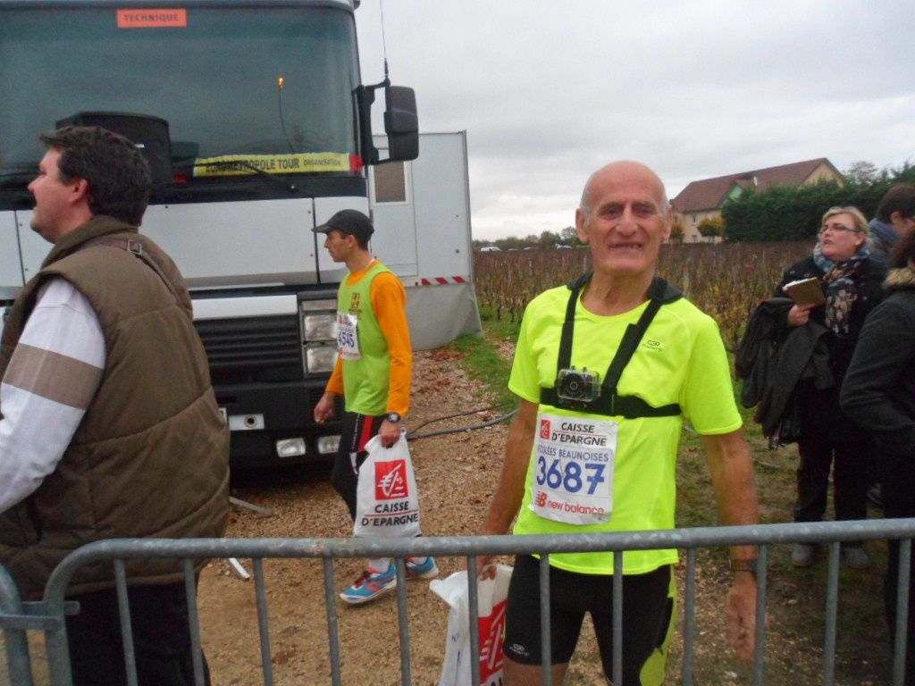 15/11/2014 FOULEES BEAUNOISES 10 KM 400