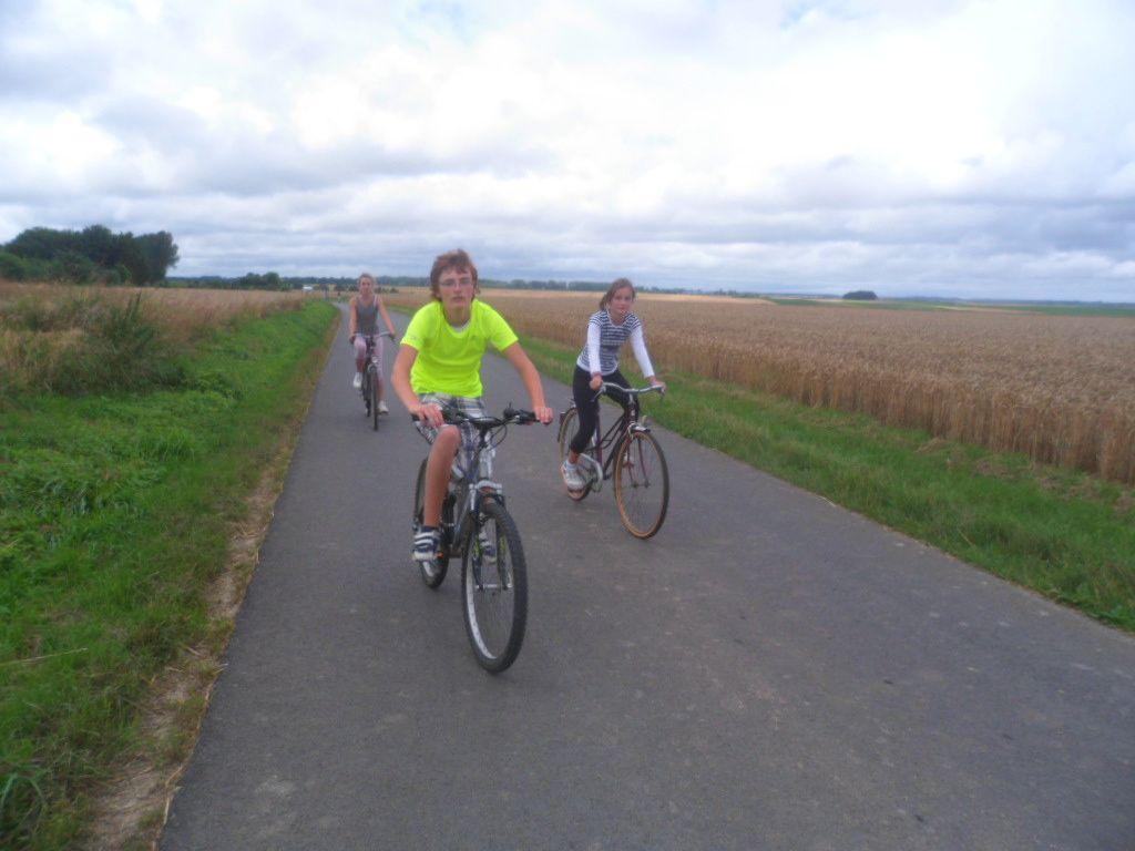 2013/08/11 sortie vélo