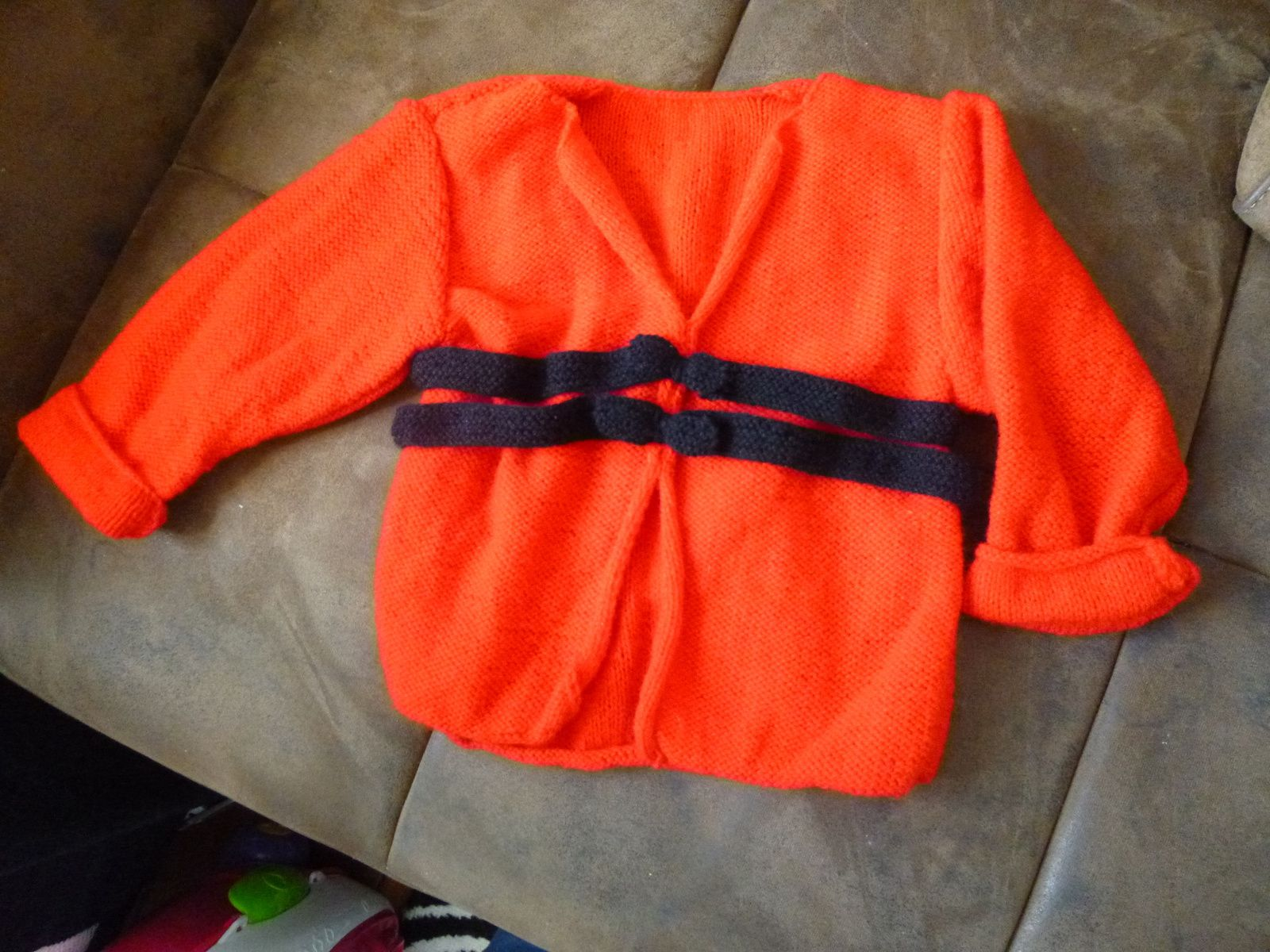 Retour au tricot !!!!