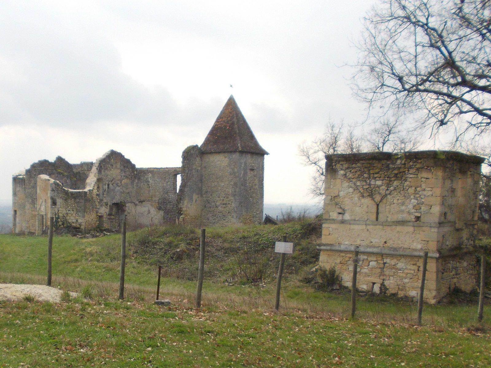 château vieux du Cros