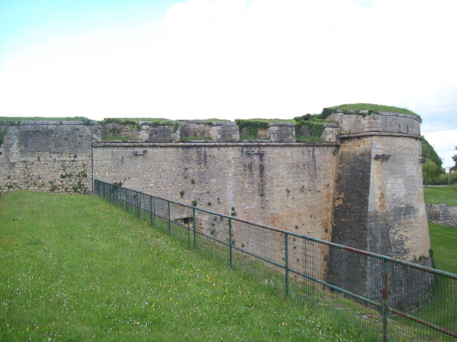 la Garonne et les fortifications de Vauban