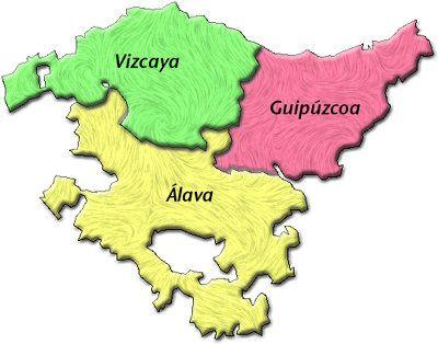 País Vasco, Euskadi.