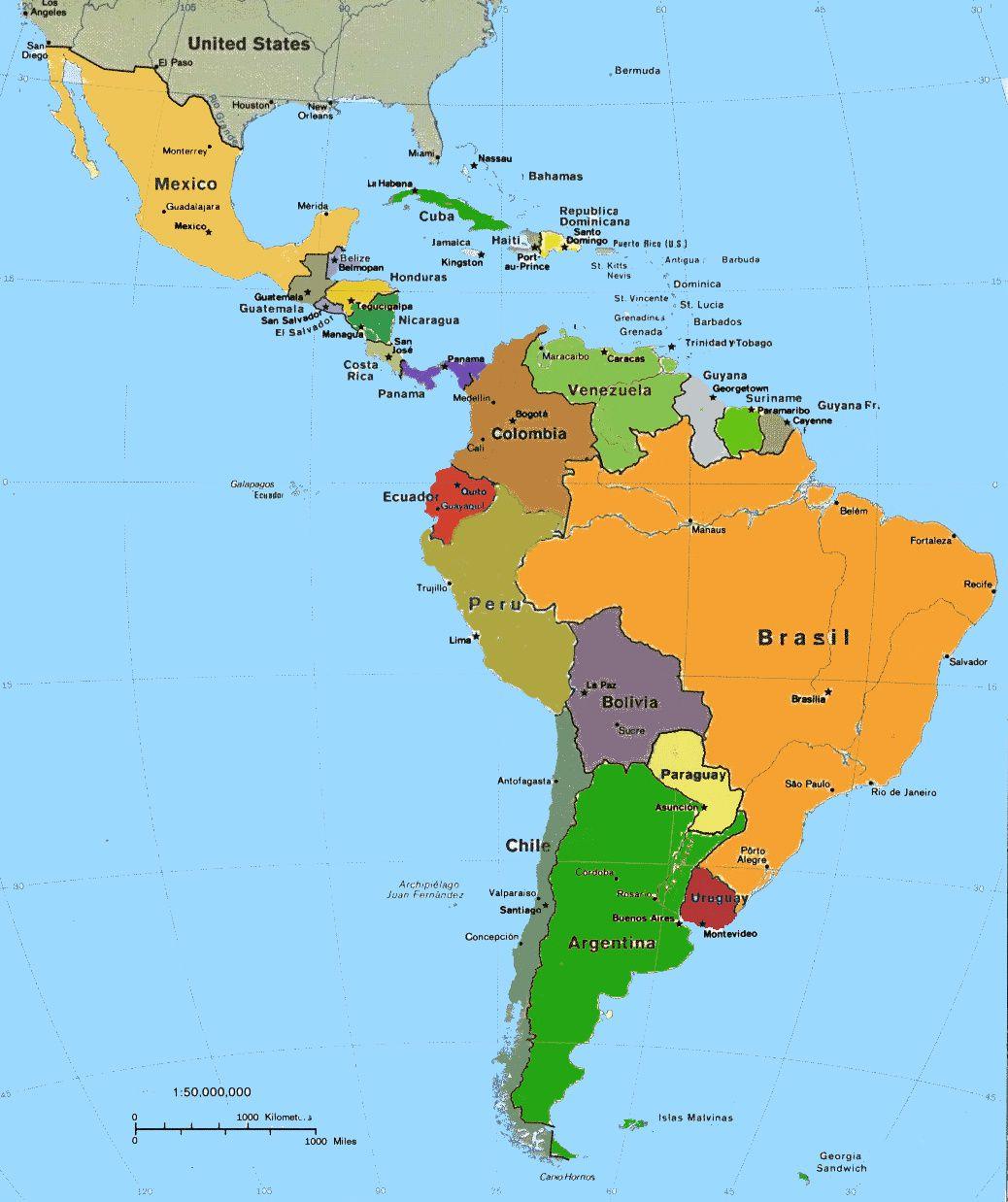 Oxfam confirma a Latinoamérica y el Caribe como región de enormes desigualdades.