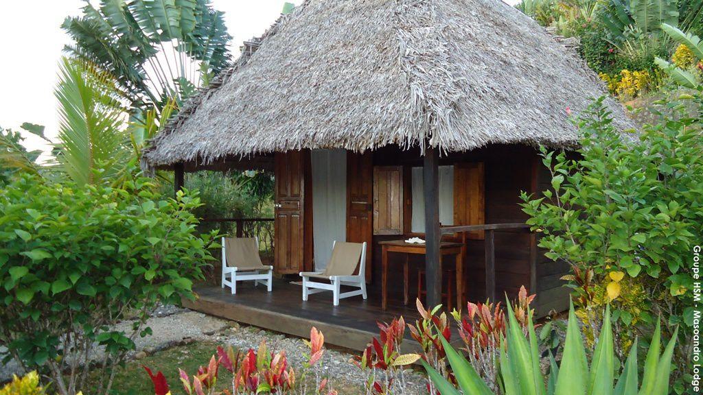 Hotel ecológico en Madagascar.- El Muni