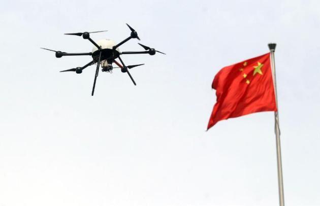 Drones, nueva arma contra las trampas en exámenes en China.